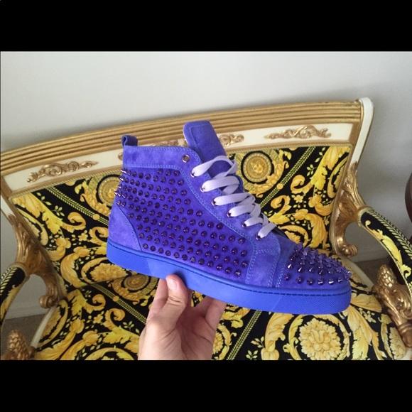 new arrival 30cd8 123b9 Christian Louboutin men shoes